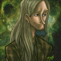 Jerry Cantrell by Dani-Rattlehead