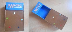 Magic The Gathering: Cards Holder by PseudonymousRMY