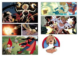 Powergirl Origin by AdamHughes