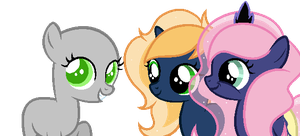 Meeting Apple Moon and Eoghania [OPEN COLLAB] by Pikachumaster
