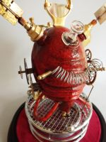 Mechanical Heart No.2 by seanmadden