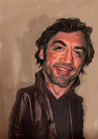 Bardem by StDamos