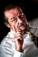 Jack Nicholson Again by donvito62