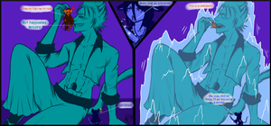 FREEZE...I mean, stop, Grimmjow! Oh forget it. =.= by Jessica-Rae-3