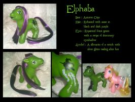 Custom MLP : Elphaba by marienoire
