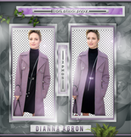 +Dianna Agron photopack png by ForeverTribute