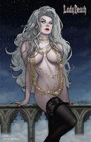 Lady Death Killers #1 Jewel Edition by Ric1975