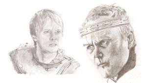 Arthur and Uther - Complete by The-Ribboned-One