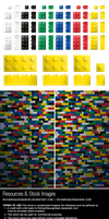 Lego Stock Pack by RichardGeorgeDavis