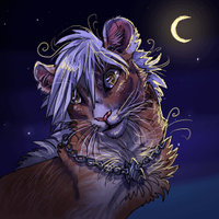 Icon commision - Akssel by Ali-zarina