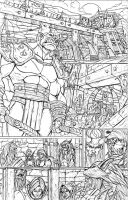 WORLD OF WARCRAFT page 002 by nathanscomicart