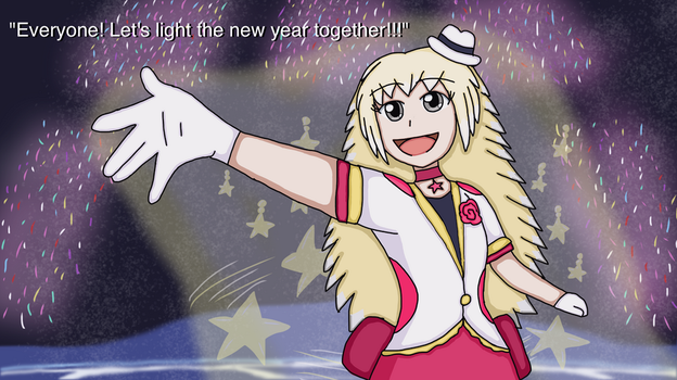 MRA Chara's new year performance (read description by Chara2194