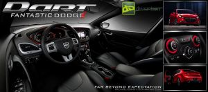 Michael's Entry #5 - Dodge Inspired by You Contest by michaeltuan97