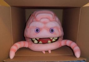 Krang-in-a-box by refira