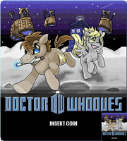 Doctor Whooves: the Game by TechnoClove