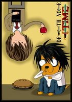 Death Note Time by Yowlin-kitten