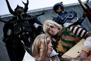 Final Fantasy Iv group by Xemnass