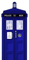 Hartnell Smith TARDIS by Carthoris