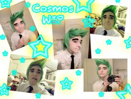 Cosmo WIP by SugarBunnyCosplay