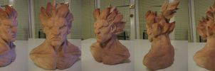 Akuma Sculpt by rgm501