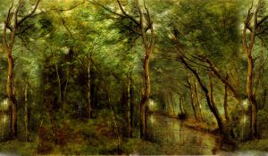 Another View Of a Corot Foret by artin2007