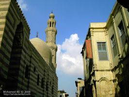 Mosque by 3Ali
