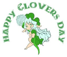 Clover Day 2013 by Cloverminto