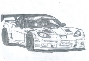 Chevrolet Corvette C6 ZR1 by jmig3
