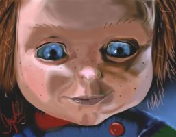 Chucky by AmandaPainter87