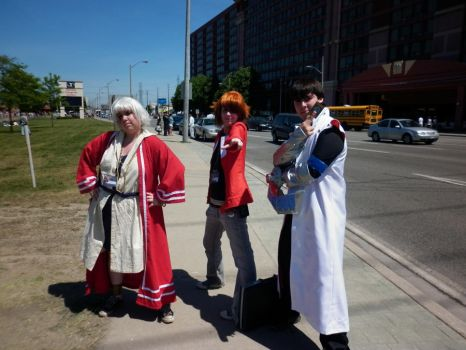 Yugioh Cosplay Anime North '10 by OtakuPics