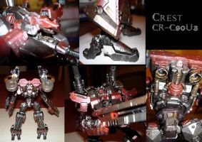 sexeh robo paint finish by reaver98