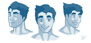 Bolin doodles by Shaggyy