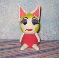 Animal Crossing Clay Monique by MadameWario