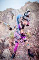 League of Legend: Jinx 5 by josephlowphotography