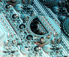 First Mandelbulb by Juggalo5