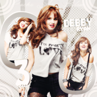 Debby Ryan PNG Pack (40) by ForeverDemiLovato