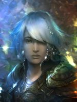 another girl by Zoonoid