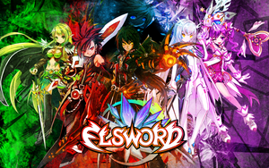Elsword 3rd job class's 3rd tier by dragoonbb