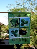 Luck of the Irish by JulianasGrandma