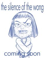 the silence of the wong by JABcomix
