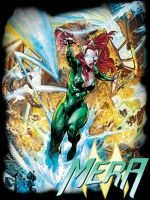MERA, Queen of Atlantis. by PyroDark