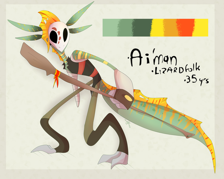 Aiman- Quick ref by MouthFocus