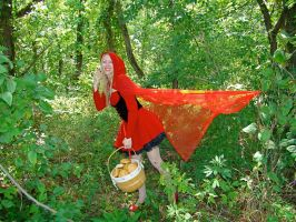 little red riding hood by womantatiana