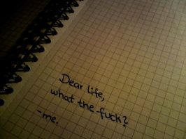 Dear Life by KyraTeppelin