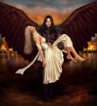 The Dark Angel by FreyjaSig
