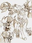 Shadow and Rouge sheet by shadowxrouge