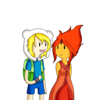 SP-Act.1 Flame Princess by naeginopins
