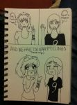 TOO MANY FEELS ABOUT FICTIONAL NERDS by D-Chan416