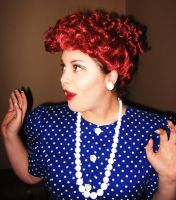 I Love Lucy by drgirlfriend