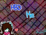 HBD me by savannah-la
